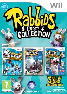 Raving Rabbids Party Collection (Triple Pack)