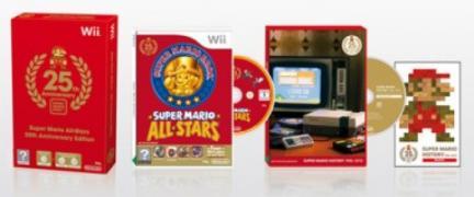 Super Mario All-Stars 25th Anniversary Edition - Wii