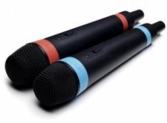 SingStar Wireless Microphones - Standalone (Microfonos)  - PlayStation 3