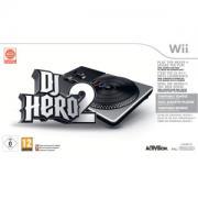 DJ Hero 2 - Turntable Kit (mesa de mezclas)  - Wii