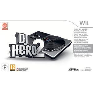 Dj Hero 2 Turntable Kit Mesa De Mezclas Para Wii Yambalu