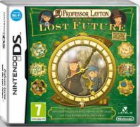 El profesor Layton y el futuro perdido  - Nintendo DS