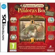 El Profesor Layton y la caja de Pandora  - Nintendo DS