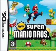 New Super Mario Bros  - Nintendo DS