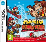 Mario vs. Donkey Kong Mini-Land Mayhem!  - Nintendo DS