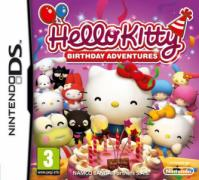Hello Kitty Bithday Adventures  - Nintendo DS