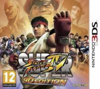 Super Street Fighter IV 3D Edition - Nintendo 3DS