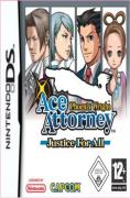 Phoenix Wright: Ace Attorney - Justice For All  - Nintendo DS
