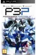Shin Megami Tensei: Persona 3 Portable Collectors Edition - PSP