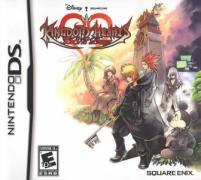 Kingdom Hearts: 358/2 Days  - Nintendo DS