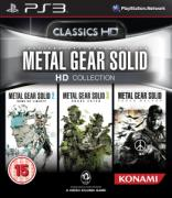 Metal Gear Solid HD Collection  - PlayStation 3