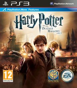 Harry Potter y las reliquias de la muerte: Segunda parte