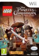 LEGO Piratas del Caribe  - Wii