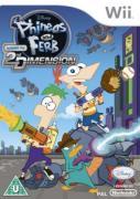 Phineas y Ferb: A través de la segunda dimensión  - Wii