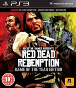 Red Dead Redemption GOTY Edition - PlayStation 3