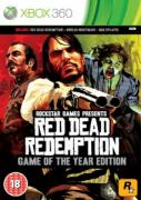 Red Dead Redemption GOTY Edition - XBox 360