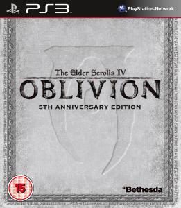 The Elder Scrolls IV: Oblivion 5th Anniversary Edition