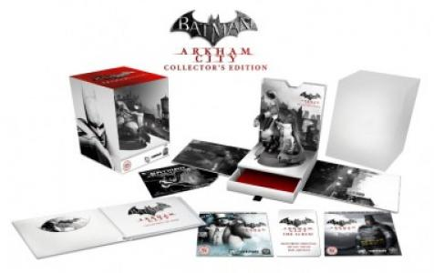 Batman: Arkham City Collectors Edition