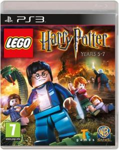 Lego Harry Potter Years 5 7 Para Playstation 3 Yambalu