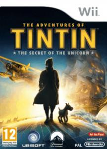 La aventuras de Tintin: El secreto del unicornio