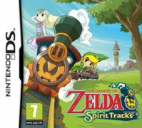 Legend Of Zelda: Spirit Tracks  - Nintendo DS