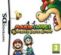 Mario and Luigi: Viaje al centro de bowser  - Nintendo DS