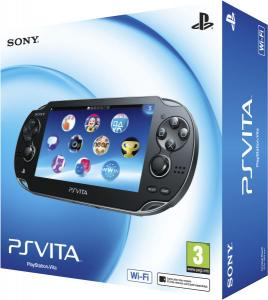 PS Vita Wi-Fi only