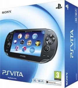 PS Vita 3G & Wi-Fi