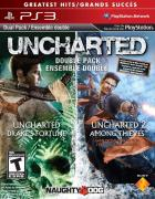 Uncharted: Pack 1 y 2 Greatest Hits DualPack - PlayStation 3
