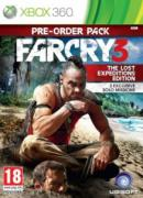Far Cry 3 The Lost Expeditions Edition - XBox 360