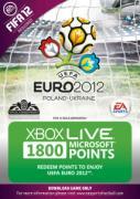 Xbox Live 1800 Microsoft Points: UEFA Euro 2012