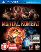 Mortal Kombat Komplete Edition - PS Vita