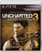Uncharted 3: La traición de Drake GOTY Edition - PlayStation 3