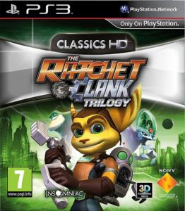 The Ratchet & Clank Trilogy Classics HD
