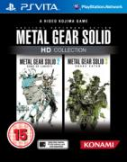 Metal Gear Solid HD Collection  - PS Vita