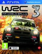 WRC: World Rally Championship 3  - PS Vita