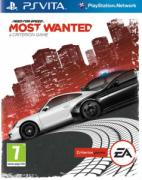 Need for Speed Most Wanted Limited Edition - PS Vita