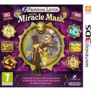 El Profesor Layton y la Máscara de los Prodigios  - Nintendo 3DS