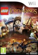 Lego El señor de los Anillos  - Wii