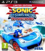 Sonic & Sega Allstar Racing Transformed  - PlayStation 3