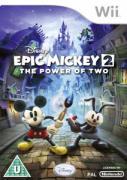 Epic Mickey 2: El Retorno de Dos Héroes  - Wii