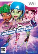 Monster High: El Patinaje Laberíntico  - Wii