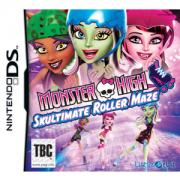 Monster High: El Patinaje Laberíntico  - Nintendo DS
