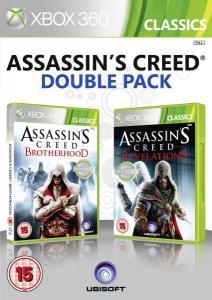 Assassin's Creed Pack Hermandad + Revelations
