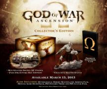 God Of War: Ascension Edición Coleccionista - PlayStation 3