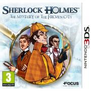 Sherlock Holmes and the Mystery of the Frozen City  - Nintendo 3DS