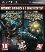 BioShock: Ultimate Rapture Edition  - PlayStation 3
