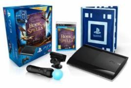 Pack consola 12 GB + El Libro De Los Hechizos + Wonderbook + Cámara + Mando Move Controller