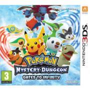 Pokémon Mundo Misterioso: Portales al Infinito  - Nintendo 3DS