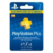 PlayStation Plus (PSN Plus) Suscripción 12 meses - PlayStation 4